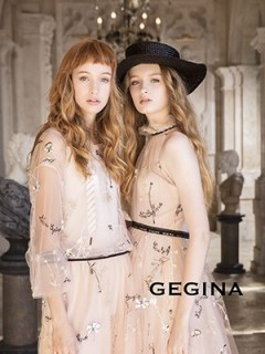 GEGINA 19SS Collection|The Enchanted Delight