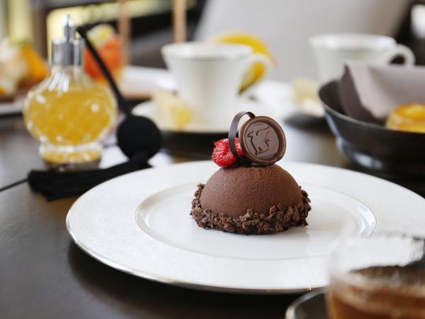 侯爵巧克力蛋糕