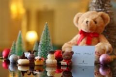 百年英式小熊伴你開啟溫暖圣誕季