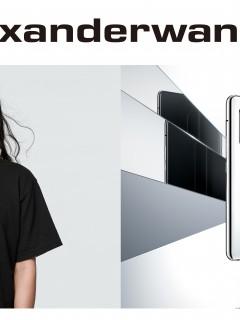vivo X30系列alexanderwang聯名限定版正式開售 全鏡面設計打造王的鏡界
