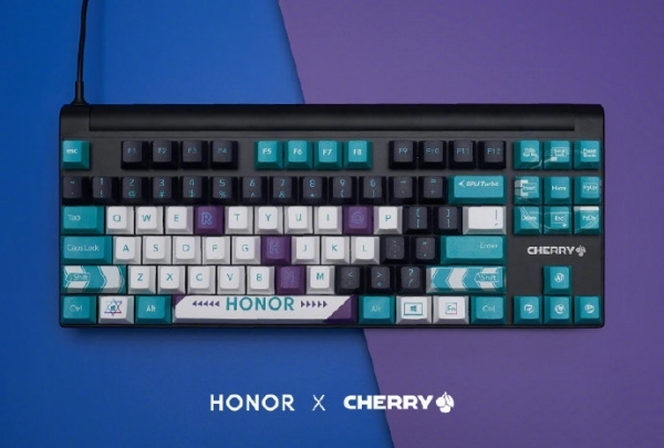 HONOR X Cherry,年轻就要潮流不羁