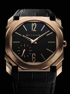 持续突破制表传统  BVLGARI宝格丽Octo Finissimo系列腕表