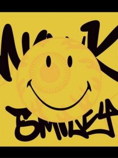 大眼球&笑脸的快乐能量 MISHKA X SMILEY跨界合作系列