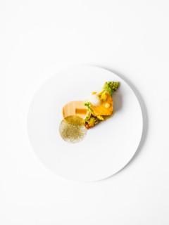 王府半岛酒店Jing餐厅荣摘2021北京米其林指南一星