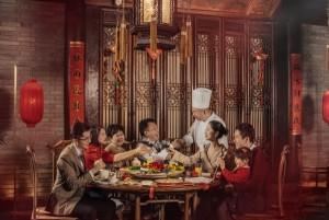 辞旧迎新 欢度春节 王府半岛酒店推出财神主题中式下午茶以及丰富的家庭聚餐