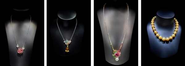 DIOR ROSE高級珠寶系列